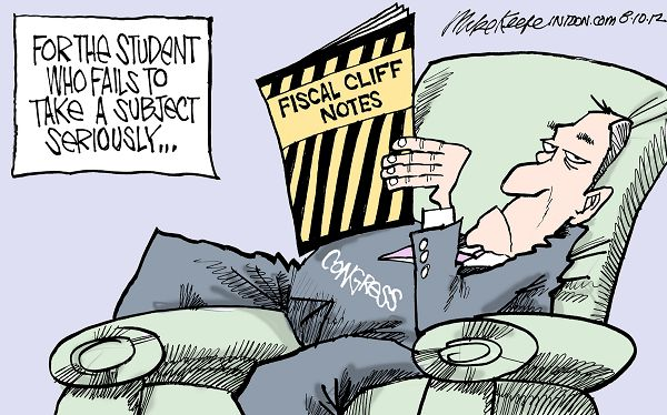 Fiscal Cliff Notes